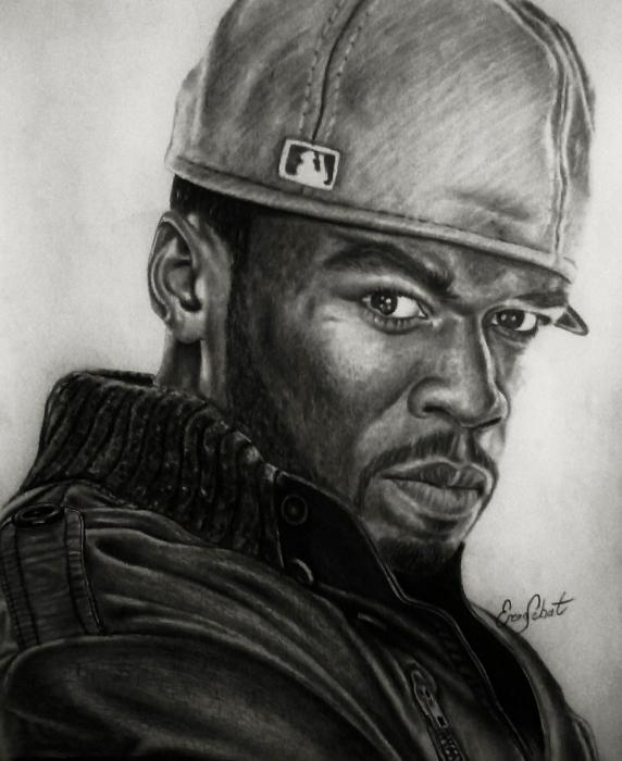 50 Cent by ercansebat